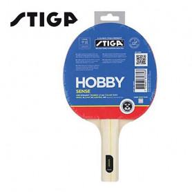 Raquette de ping-pong STIGA Hobby Sense Unisexe