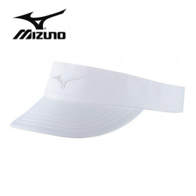 Visière MIZUNO Vapor Drylite Visor Blanc Unisexe