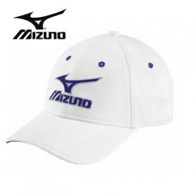 Casquette MIZUNO Promo Cap Blanc Unisexe