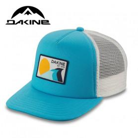 Casquette DAKINE Triple Peak Trucker Bleu Unisexe