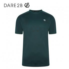 Tee-shirt Dare 2B Discernible Vert forêt Homme