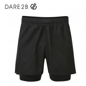 Short DARE 2B Recreate Noir Homme