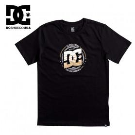 T-shirt DC SHOES Heraldy SS Noir Garçon