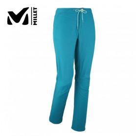 Pantalon d'escalade MILLET Babilonia Hemp Pant Bleu Femme