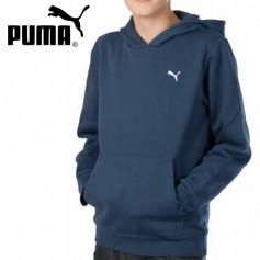 Sweat à capuche PUMA ESL Hooded Bleu marine Junior