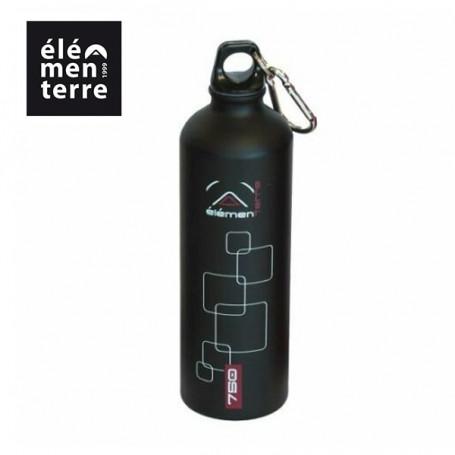 Gourde ELEMENTERRE Pear 750 ml Noir Unisexe