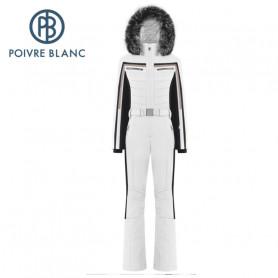 Combinaison de ski POIVRE BLANC W20-0830 WO/A Blanc Femme