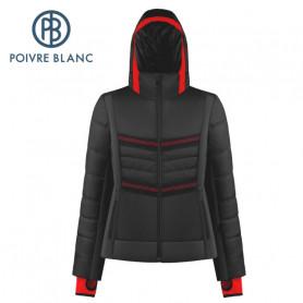 Blouson de ski POIVRE BLANC W20-1004 WO Noir Femme