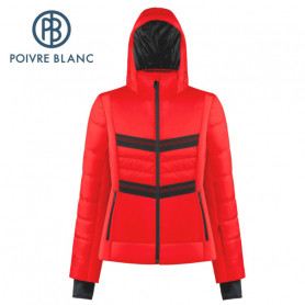 Blouson de ski POIVRE BLANC W20-1004 WO Rouge Femme