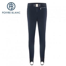 Fuseau de ski POIVRE BLANC W20-1123 WO Bleu marine Femme