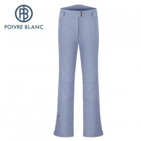 Pantalon de ski POIVRE BLANC W20-0820 WO Gris bleu Femme