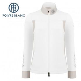 Veste stretch POIVRE BLANC W20-1701 WO Blanc Femme