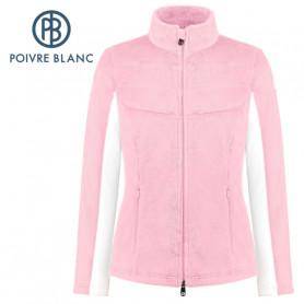 Polaire POIVRE BLANC W20-1603 WO Rose Femme