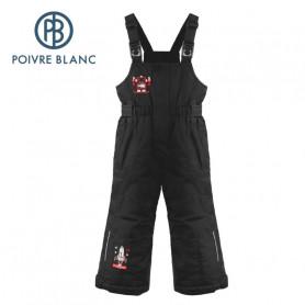 Salopette de ski POIVRE BLANC W20-0924 BBBY Noir BB Garçon
