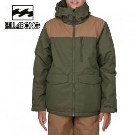 Veste de ski BILLABONG  All days Olive Junior