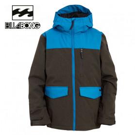 Veste de ski BILLABONG  All days Bleu / Gris Junior
