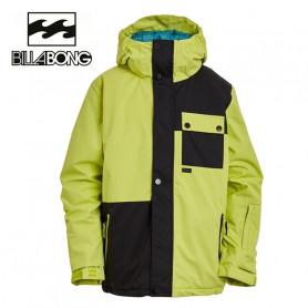 Veste de ski BILLABONG Arcade Jaune / Noir Junior
