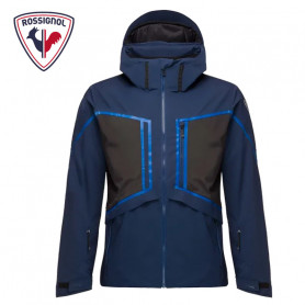 Veste de ski ROSSIGNOL Accroche Bleu marine Hommes