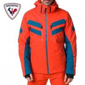 Veste de ski ROSSIGNOL Ski Jacket Orange Homme