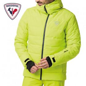 Doudoune de ski ROSSIGNOL Rapide Jaune Homme