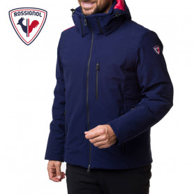 Veste de ski ROSSIGNOL Droite Bleu marine Hommes