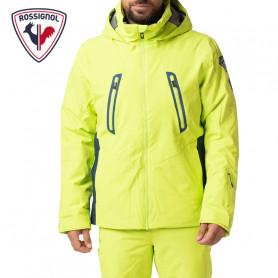 Veste de ski ROSSIGNOL Fonction Jaune Homme