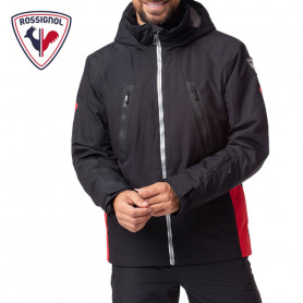 Veste de ski ROSSIGNOL Fonction Noir Homme