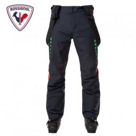 Pantalon de ski ROSSIGNOL Hero Course Noir Homme
