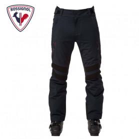 Pantalon de ski ROSSIGNOL Aération Noir Hommes