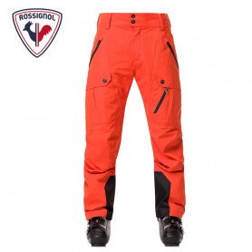Pantalon de ski ROSSIGNOL Type Pant Orange Homme