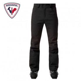 Pantalon de ski ROSSIGNOL Palmarès Denim Noir Homme
