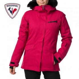 Parka de ski ROSSIGNOL Parka Jacket Rose Femme