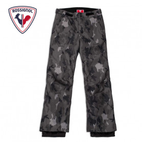 Pantalon de ski ROSSIGNOL Boy Ski Print Camo Garçon