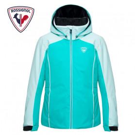 Veste de ski ROSSIGNOL Girl Fonction Jacket Vert Fille