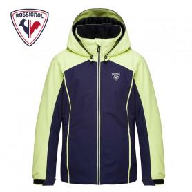 Veste de ski ROSSIGNOL Girl Fonction Jacket Bleu / Jaune Fille