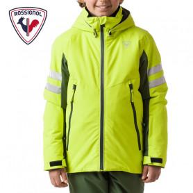 Veste de ski ROSSIGNOL Boy Ski Jaune Garçon