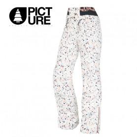 Pantalon de ski PICTURE ORGANIC Slany Blanc Femme