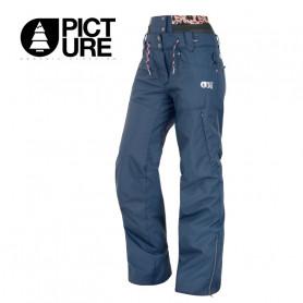 Pantalon de ski PICTURE ORGANIC Slany Bleu Femme
