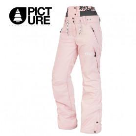 Pantalon de ski PICTURE ORGANIC Treva Vieux Rose Femme