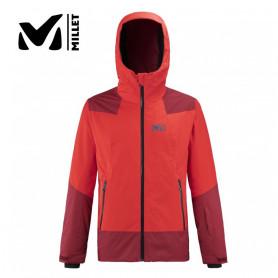 Veste de ski MILLET Roldal Rouge / Bordeaux Homme