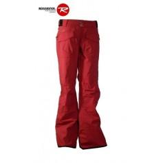Pantalon de Ski ROSSIGNOL NWWPT044 Framboise Femme