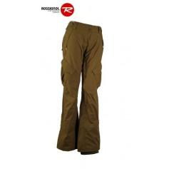 Pantalon de Ski ROSSIGNOL NWWPT023 Olive Femme