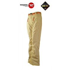 Pantalon de Ski Gtx ROSSIGNOL JJC Full Snow Blanc Femme