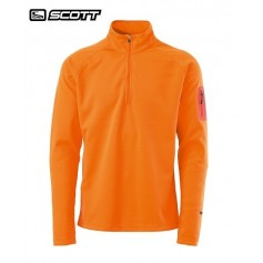 Sweat SCOTT Five5 Orange Hommes