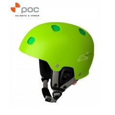 Casque de ski POC Receptor bug Osmium Green