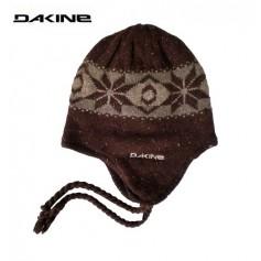 Bonnet de ski DAKINE Hippy Flake Mixte Marron