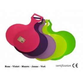 Luge - Pelle Violet Enfants
