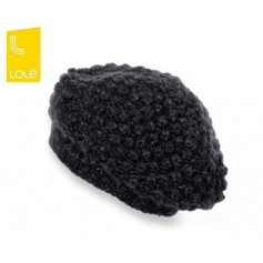 Beret LOLE 2 Tones beret Noir Femmes
