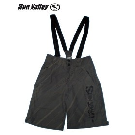 Short de slalom Sun Valley anthracite mixte