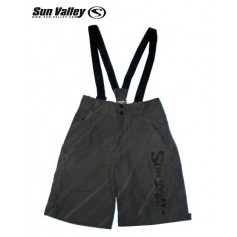 Short de slalom SUN VALLEY Anthracite Unisexe